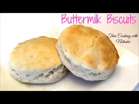 Soft and Fluffy Buttermilk Biscuits - like KFC Biscuits - Episode 422