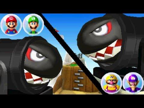 Mario Party Island Tour - Banzai Bill's Mad Mountain (Master Difficulty)