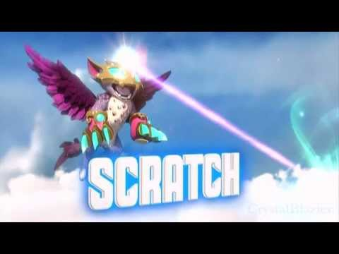 Skylanders: Swap Force - Scratch Soul Gem Preview (The Luck of the Claw)