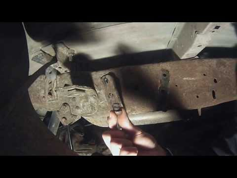 How to Remove Rusted out Suspension Components