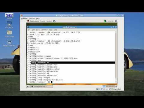 NFS Diagnostic Tools | Online Tutorials of Red Hat Linux at Networknuts