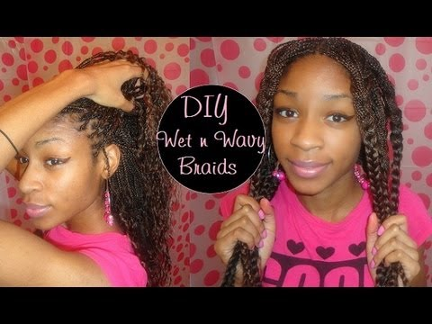 Synthetic Braids to Wet & Wavy