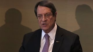Cyprus talks stumble over fate of Turkish troops