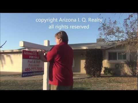 Bank Foreclosure Mesa, AZ 85213 Not On The MLS Yet