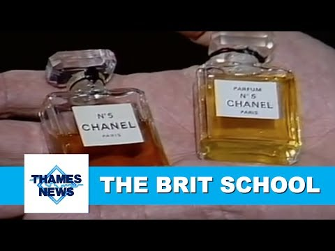 Spot the Difference | Counterfeit Chanel Perfumes | Thames News Archive Footage