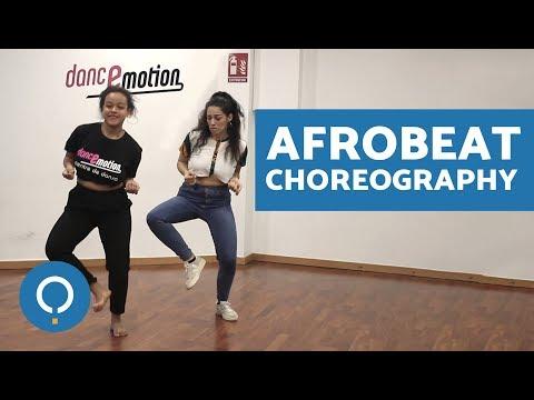 Afrobeats Dance Moves Tutorial : Sangra