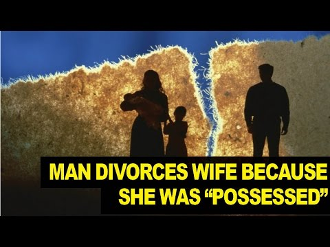 Italian Man Granted Divorce After Claiming Wife 'Possessed by Devil'