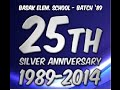 Basak Elementary School Class '89 Reunion