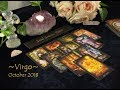 ~Virgo~♍️ Time is Wasting~You Deserve This New Beginning~ End of October Virgo Tarot Reading