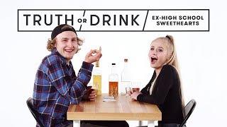 Ex High School Sweethearts | Truth or Drink | Cut