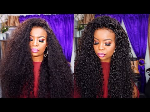 How to Defined Water Waves Curls Yolissa Hair