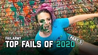 Top 100 Fails of the Year Part 5 (2020) | FailArmy