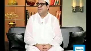 Azizi Poetry on PTI Jalsa & Jalsa Culture - 23rd Dec 2011 - PakVim