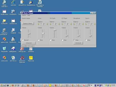 Windows Volume Control: Mikrofonin voluumin säätö käyttö AgB503 -mikroluokassa