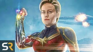 10 Avengers Who Could Have Used The Infinity Stones Instead Of Tony