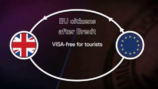 Brexit: No passport checks for people from the EU