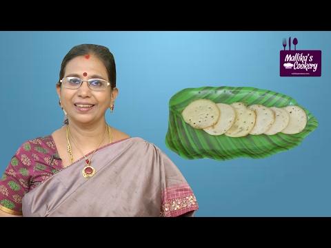 Varagu Arisi Dosai | Mallika Badrinath  | Dosa Recipe