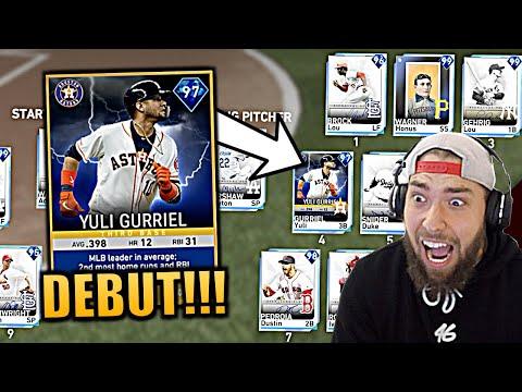 Xxx Mp4 97 YULI GURRIEL DEBUT MLB The Show 19 Ranked Seasons 3gp Sex