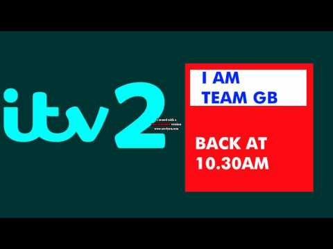 ITV2 - Off Air for I Am Team GB Caption - Saturday 27th August 2016 - 720p HD