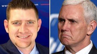 Pence Denies Mike Flynn Jr. Is On Trump Transition Team Hours Before Flynn Jr. Quits Transition Team