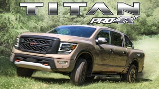 Is the 2020 Nissan Titan Pro-4X a Cheaper Ford Raptor?