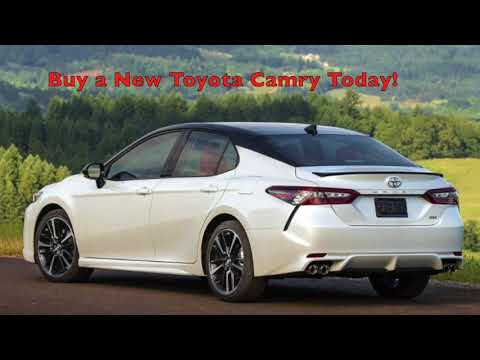 Top Rated Again! 2018 Toyota Camry. Best Price in Florida! Joe Pearson Sun Toyota 727-310-2630