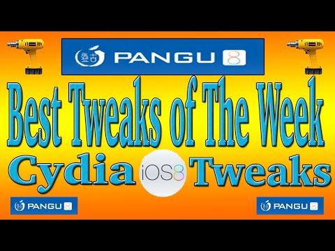 Best Cydia iOS 8 Tweaks of Week October 20-26, 2014