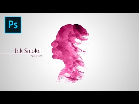Ink Smoke Face Effect - Photoshop Tutorial