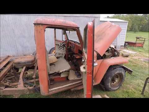 Willys Truck Take Nine: Something Old Something New (er)