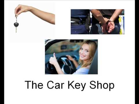 The Car Key Shop says If you have lost your car keys you may have been targeted by criminals