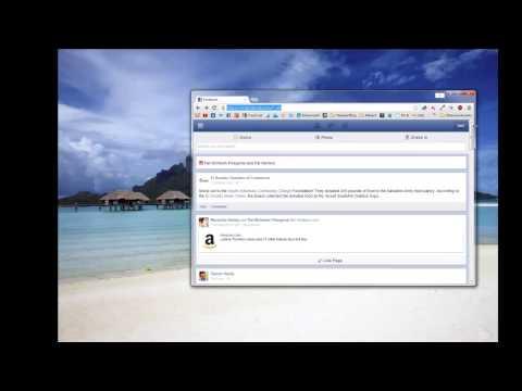 Facebook Mobile View On Your Desktop
