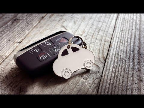 Range Rover, Land Rover & Jaguar XF Key FOB Casing Change