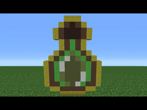 Minecraft Tutorial: How To Make A Bottle o' Enchanting