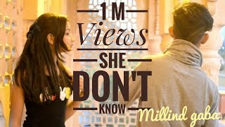 she don't know : Millind Gaba song || shabby || Choreography by Vinay sharma