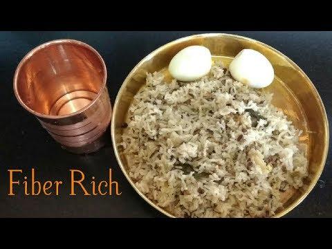 Ulunthu soru recipe|black urad dal recipe|ulundhu soru|உளுந்து பருப்பு சாதம்