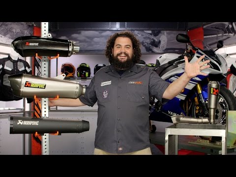 Akrapovic Slip-On Exhaust Buyers Guide at RevZilla.com