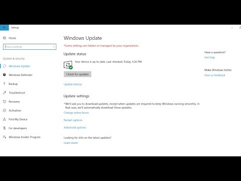 Download and install windows 10 updates manually in Urdu/Hindi