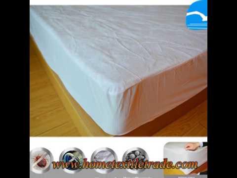 Coral Fleece Crib Mattress Cover