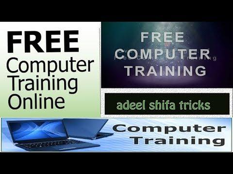 Learn Computer in hindi Part 3 computer Basics, Customize Taskbar Adeel Shifa Tricks