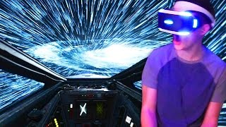 Star Wars: Rogue One - X-WING FIGHTER VR MISSION