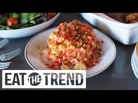 Spicy Bacon Jalapeno Mac 'n Cheese Recipe   Eat the Trend