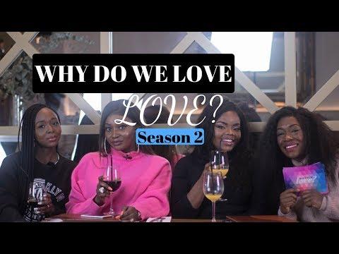 Why Do We Love Love? Season 2! Official Trailer | #WDWLLS2