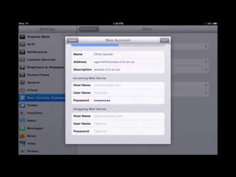 Steps To Setup Webmail Through iPhone Device