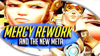 MERCY REWORK AND THE NEW META GAME [OPINION/ANALYSIS on Mercy patch]