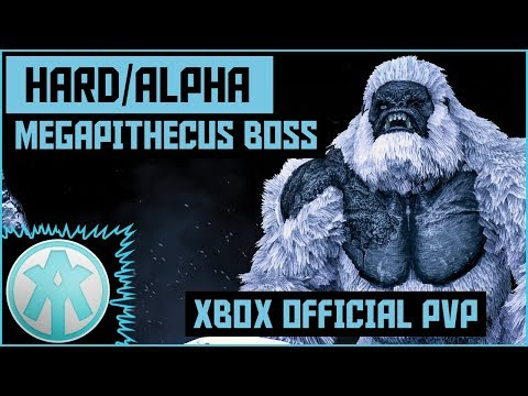 Xbox Official Alpha Megapithecus Boss Fight