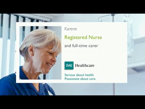 How registered nurses make a difference at BMI Healthcare