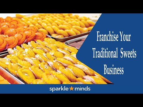 Franchise Your Traditional Food Sweets Restaurant Business In India