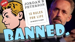 Download WTFFF! DR. JORDAN B. PETERSON's book banned by NEW ZEALAND RETAILER! How is it HIS fault? Video