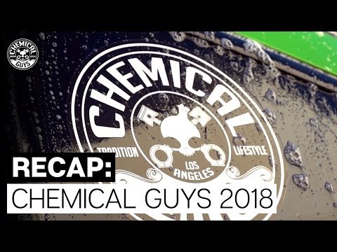 Take A Look Back At Some Of The Best Moments Of 2018 | Chemical Guys