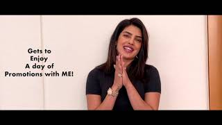 The Sky Is Pink x Salt Scouts | Priyanka C, Farhan A, Zaira W, Rohit S | Shonali B | 11th Oct